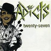 The Adicts - Twenty-Seven (2002)  NEW SEALED PUNK CD