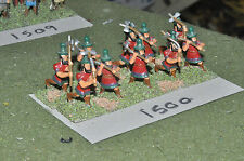 25mm hittite axemen 10 infantry (1500) painted metal