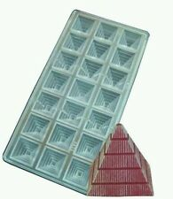 Pyramid Triangle Polycarbonate Chocolate Mold
