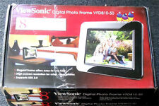 "ViewSonic VFD810-50 8""  High Resolution 800x600 Digital Photo Frame free ship"