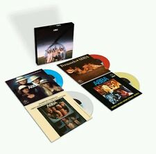 ABBA - Arrival - The Singles (Coloured Vinyl Box Set) - Limited Edition.Rare