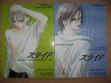 2x Prince of Tennis yaoi doujinshi - Fuji/Tezuka - PoT BL