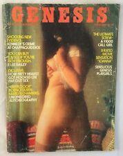 Feb 1976 Genesis Magazine Nude Adult Risque
