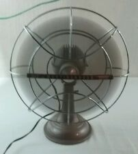 Vintage Westinghouse Electric Oscillating Fan 10 Inch All Metal  DECO - Works!