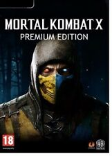 Mortal Kombat X Premium Edition PC Full Game w/ Season Pass - STEAM DOWNLOAD KEY