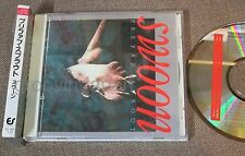 PREFAB SPROUT Swoon JAPAN CD 32.8P-132 w/BOX OBI(damaged)+24p BOOKLET 3,200JPY