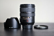 Nikon AF-S 24-120mm VR FX Lens w/ Tiffen UV Filter!  US Model!