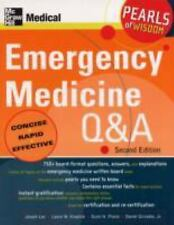 Emergency Medicine Q And A: Pearls of Wisdom, Second Edition-ExLibrary