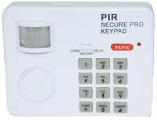 Motion sensor wireless PIR Security Alarm with keypad(home/Shed/Garage/Caravan)