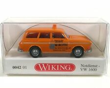 VW 1600 Variant Kanal-Notdienst W. Roth