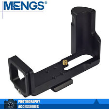 """MENGS RX100 II 1/4"""" Screw Camera L-Shaped Quick Release Plate For Sony RX100 II"""