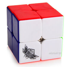 Standard 2x2x2 Cube Original CYCLONE BOYS Magic Speed Puzzle Stickerless Toy NEW