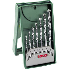 stock 0 - Genuine Bosch 7-piece Masonary Drill Set 2607019581 3165140430302 *
