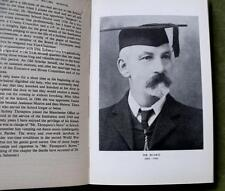 History Of Cheadle Hulme School Stockport First Edition 1855 - 1955 Book