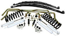 1968-74 CHEVY II Nova Typical Stage 2 Suspension Kits, Front Coils & Rear Leafs