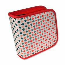 Poker Cards Las Vegas CD Case Wallet Lenticular Pattern-Changing #CD24-R-014#