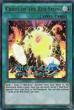 YU-GI-OH, CARDS OF THE RED STONE, UR, CORE-EN060, TOP