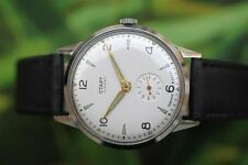 BEAUTIFUL MEN'S VINTAGE MECHANICAL: HAND-WINDING USSR START WATCH 17 JEWELS