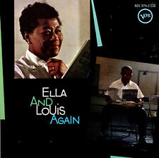 Ella And Louis Again, Louis Armstrong, Ella Fitzgerald, Acceptable CD