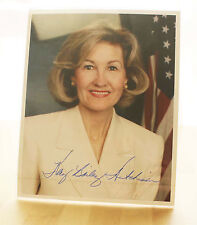 Senator Kay Bailey Hutchison Photo Authentic Hand Signed From Texas