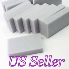 100 PACK  WHITE Cleaning Magic Sponge Eraser Melamine Cleaner multi-purpose foam