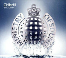 MINISTRY = chilled II = Thievery/Moby/Germain/UNKLE/Kruder..=3CD= groovesDELUXE!