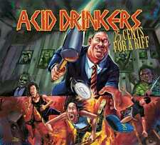 CD ACID DRINKERS 25 Cents For a Riff