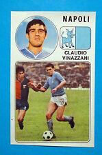 CALCIATORI PANINI 1976-77-Figurina-Sticker n. 216 - VINAZZANI - NAPOLI -Rec