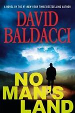No Man's Land : John Puller Series by David Baldacci (2016)