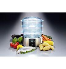 Gastroback Design Dampfgarer 42510 vom Fachgeschäft Siebböden Reiseinsatz Deckel