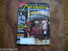 Better Homes And Gardens Decorative Woodcrafts Magazine October 1997