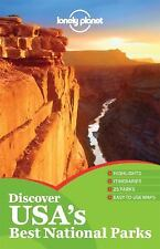 Lonely Planet Discover USA's Best National Parks (Travel Guide)-ExLibrary