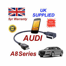 AUDI A8 Series 4F0051510M Cable For LG Google Nexus 4 MICRO USB connection