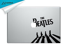 Beatles on Abbey Road Mac Decal Laptop Sticker Mac Decals for 13 15 17 inch
