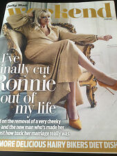 Weekend Magazine - July 2013 Jo Wood Jason Donovan Sacha Parkinson Dave Stewart