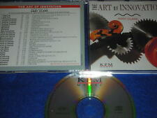 CD 28 titres ANDY CLARK the art of innovation KPM MUSIC