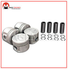 PISTON & RING SET NISSAN QD32-TURBO FOR ELGRAND NAVARA & TERRANO 3.2 LTR 1997-05