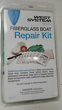 West System FIBERGLASS BOAT REPAIR KIT 105-K 105