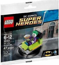 Lego DC Comics Super Heroes 30303 The Joker Bumber Car Brand New & Sealed