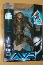 "McFarlane Toys Alien VS Predator Movie  AVP SCAR PREDATOR 12"" Figure  2006"