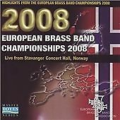 Highlights from the European Brass Band Championships 2008, Various artists, Ver
