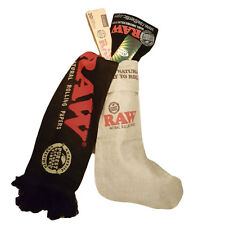 RAW Stocking X SMO-KING Scarf Hat and 20 Stage RAWket Christmas Gift Set