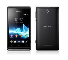 Sony Xperia E Dual Sim C1605 Black WiFi Android without Simlock new
