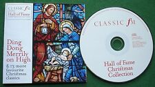 Classic FM Hall of Fame Christmas Collection Ding Dong Merrily on High + CD