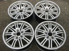 "NICE - Set of Genuine OEM Staggered BMW 18"" M3 rims E46 fair condition"