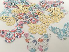 Martha Stewart Butterfly Punch Designed Paper 50Pcs Colourful Confetti