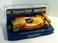 qq H2812  SUPERSLOT PORSCHE RS SPYDER IMSA P2 No 6 DHL  - Scalextric UK -