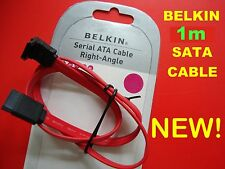 Belkin Serial ATA (SATA) Cable, 50cm or 1m (1 metre) - computer to hard drive