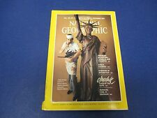 National Geographic Magazine , November 1984, Chocolate, Grenada, Africa Adorned