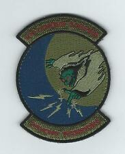 "193rd SOS MC-130J ""100 COMBAT SORTIES"" !!THEIR LATEST!! (subdued) patch"